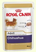 Royal Canin Chihuahua Консерва-паштет для собак породы чихуахуа, 85г