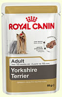 Royal Canin Yorkshire Terrier Консерва-паштет для собак породы йоркширский терьер, 85г