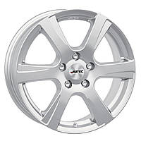 Литые диски Autec Polaric R15 W6 PCD5x114.3 ET46 DIA67.1 (brilliant silver)