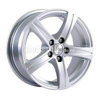 Литые диски Скад Сакура R15 W6.5 PCD5x105 ET35 DIA56.6 (алмаз)