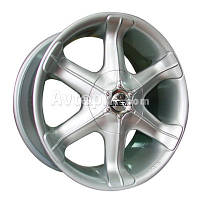 Литые диски Antera 301 R17 W8.5 PCD5x112 ET38 DIA75 (titanium)