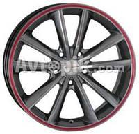 Литые диски RS Wheels 88 R17 W7 PCD5x112 ET17 DIA66.6 (MLHB)