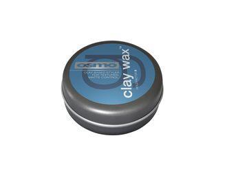 Фиксирующий воск без блеска с матирующим эффектом Osmo clay wax 25 ml.