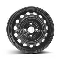 Стальные диски ALST (KFZ) 7230 Kia R14 W5.5 PCD4x100 ET46 DIA54.1