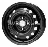Стальные диски ALST (KFZ) 6565 Chevrolet/Daewoo R14 W5.5 PCD4x100 ET45 DIA56.6