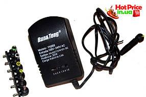 Универсальный блок питания Run&Teng YX668, 2.5А, 30Вт, 3В, 4.5В, 6В, 7.5В, 9В, 12В импульсный, 6 пер