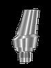 Абатмент титановый угловой 15° с винтом 4,5 мм (2мм)