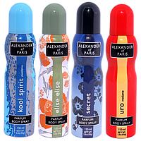 Дезодоранты для тела ALEXANDER OF PARIS (150 мл)