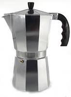 Гейзерная кофеварка Enze EN-353, 690 мл