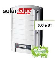 SolarEdge SE 5000 солнечный сетевой инвертор (5,0 кВт, 1 фаза)
