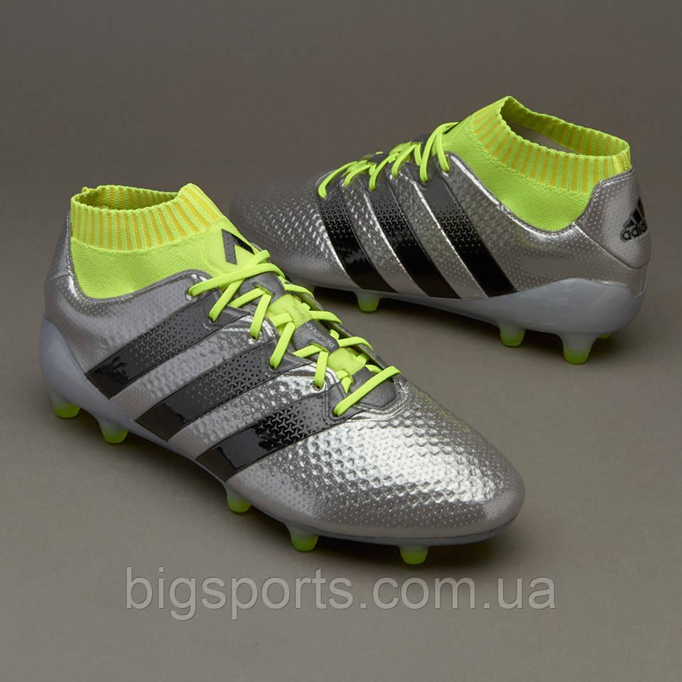 dígito piel Sin  Бутсы футбольные Adidas ACE 16.1 Primeknit FG (арт. S76469): продажа, цена  в Днепре. футбольная обувь от