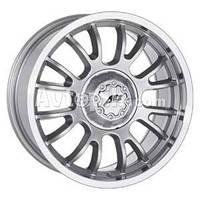Литые диски Aez Gobi R16 W8 PCD5x127 ET35 DIA73.1 (silver)