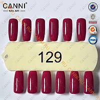 Гель лак Canni 129