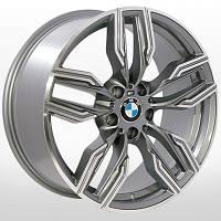Литые диски Replica BMW (BK5181) R19 W9.5 PCD5x120 ET30 DIA74.1 (GP)