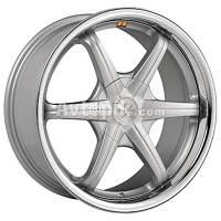 Литые диски Fondmetal 6900 R18 W8 PCD5x112 ET25 DIA67.1 (silver)
