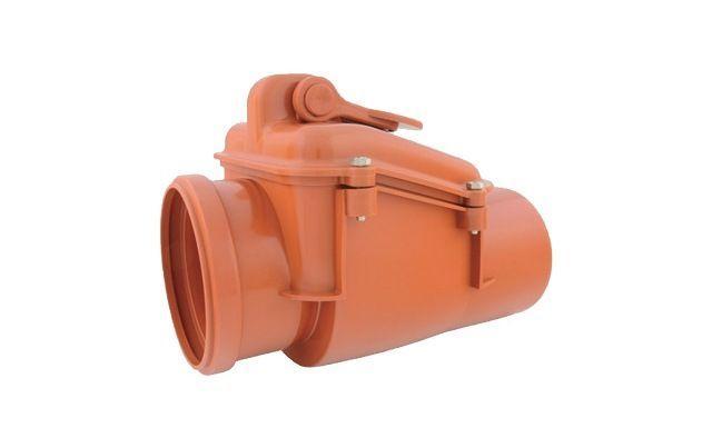 Обратный клапан 110 мм Aquer (Польша)