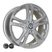 Литые диски Replica Volkswagen (Z616) R15 W6 PCD5x112 ET47 DIA57.1