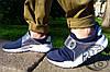 Мужские кроссовки реплика Nike Sock Dart Blue/White 833124-401, фото 4