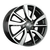 Литые диски Replica Nissan (NS146) R17 W7 PCD5x114.3 ET47 DIA66.1 (BKF)