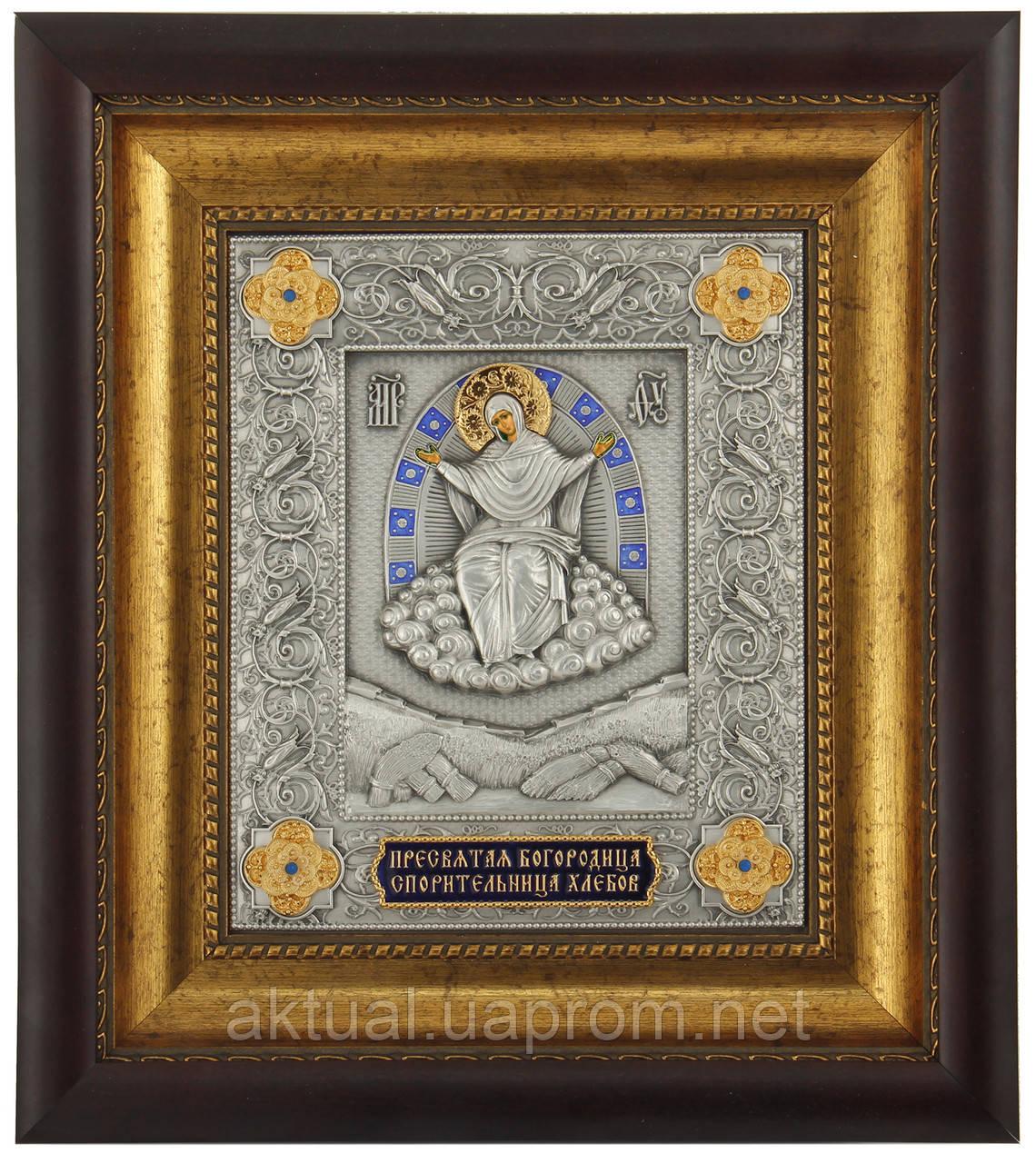 Икона Пресвятой Богородицы Спорительница хлебов