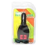 FM модулятор C-02 с USB SD AUX пультом