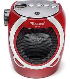 Golon RX-678 USB/SD MP3 FM Фонарь