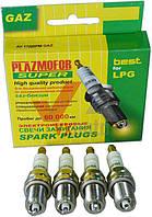 Свеча зажигания Плазмофор ВАЗ 2110-12 (16 кл) газ к-т