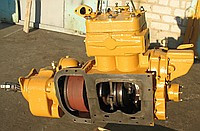 Пусковой двигатель ПД-23У (П-23У) Т-130, Т-170