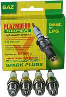 Свеча зажигания Плазмофор ВАЗ 2110-12 (16 кл) газ 2-х конт. к-т