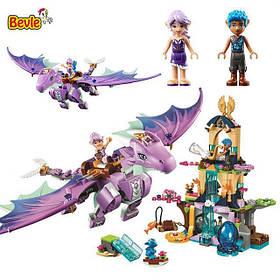 Конструктор Bela Fairy 10549 Elves Святилище Дракона