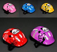 Детский защитный шлем 779-124 - 5 цветов