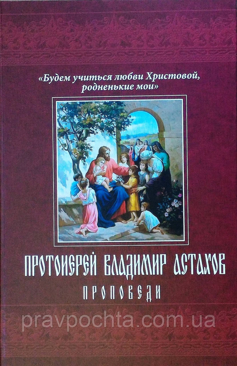 Будем учиться любви Христовой, родненькие мои. Протоиерей Владимир Астахов