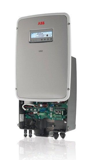 Солнечный инвертор сетевой ABB UNO 2 кВт, 1Ф