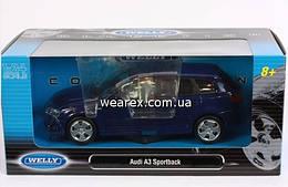 Welly. Модель 1:24 Audi A3 /6/