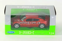 Welly. Модель 1:24 DODGE 2006 CHARGER /6/