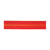 Стропа Tendon 25 mm Tubular Tape red