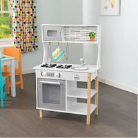 Игрушечная белая детская кухня Kidkraft 53379