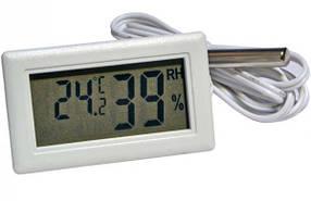 Термометр с влагомером и выносным датчиком WSD -12