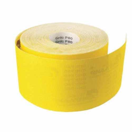 Наждачная бумага на бумажной основе Werk 115 мм х 50 м, К60