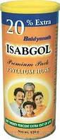 Исабгол 100 г (нормализация жирового обмена, выведение токсинов) Isabgol Baidyanath