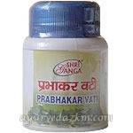 Прабхакар Вати 60 таб- Prabhakar Vati Shri Ganga