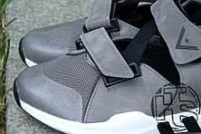 Кроссовки-сандалии Adidas White Mountaineering ADV Sandal Grey/White BB2745, фото 3