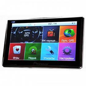 "GPS навигатор 7"" HD 4gb Cortex-A7 800mHz"