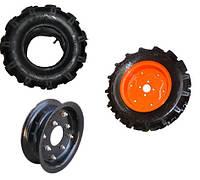 Колеса, шины и диски для мотоблоков и тракторов