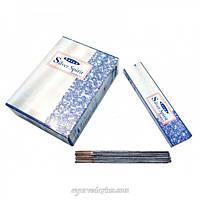Ароматические палочки Серебряный Дух, Silver Spirit Satya 25 грм
