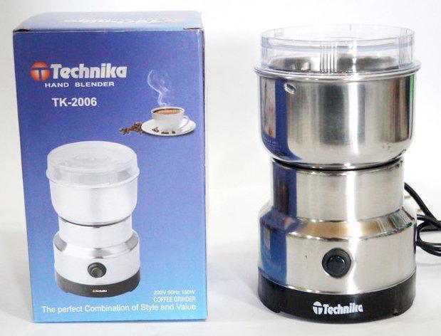 Кофемолка электрическая бытовая Technika TK-2006