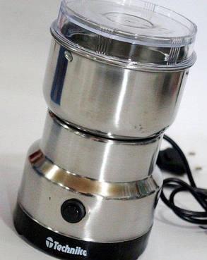 Кофемолка электрическая бытовая Technika TK-2006, фото 2