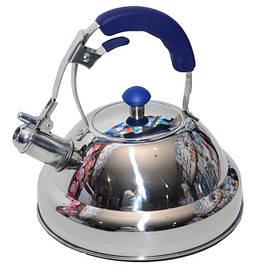 Чайник со свистком 3л Giakoma G-3308