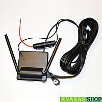Универсальная автомобильная ТВ антенна FM/UHF/VHF