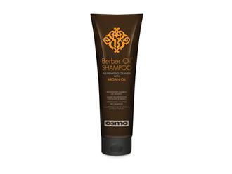 Шампунь для зміцнення волосся. Osmo berber oil shampoo 75 ml.